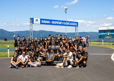 VERNISMOTORS SOUTIENT LA FORMULA TEAM STUDENT DE L'UNIVERSITÉ UPC