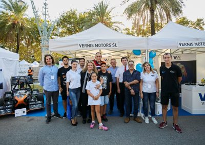 Octobre 2018: VERNIS MOTORS at EXPOELECTRIC 2018